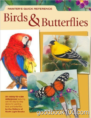 Painters Quick Reference Birds & Butterflies