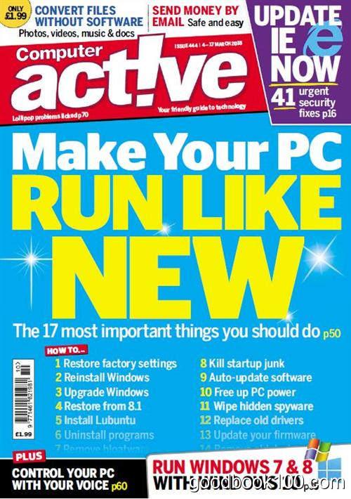 Computeractive UK – Issue 444, 2015