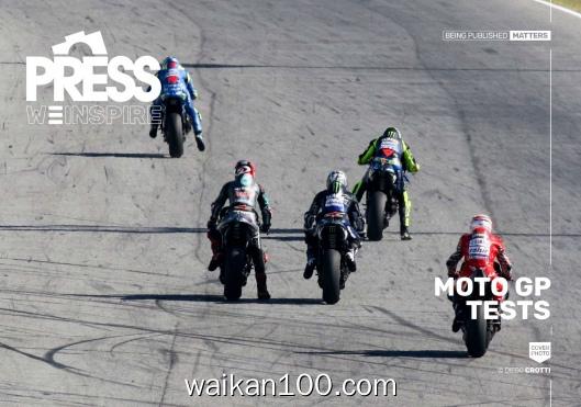 Camerapixo Moto GP Tests 2020年 [30MB]