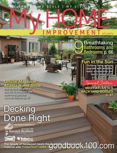 My_Home_Improvement_-_March-April_2020英文原版高清PDF电子杂志下载