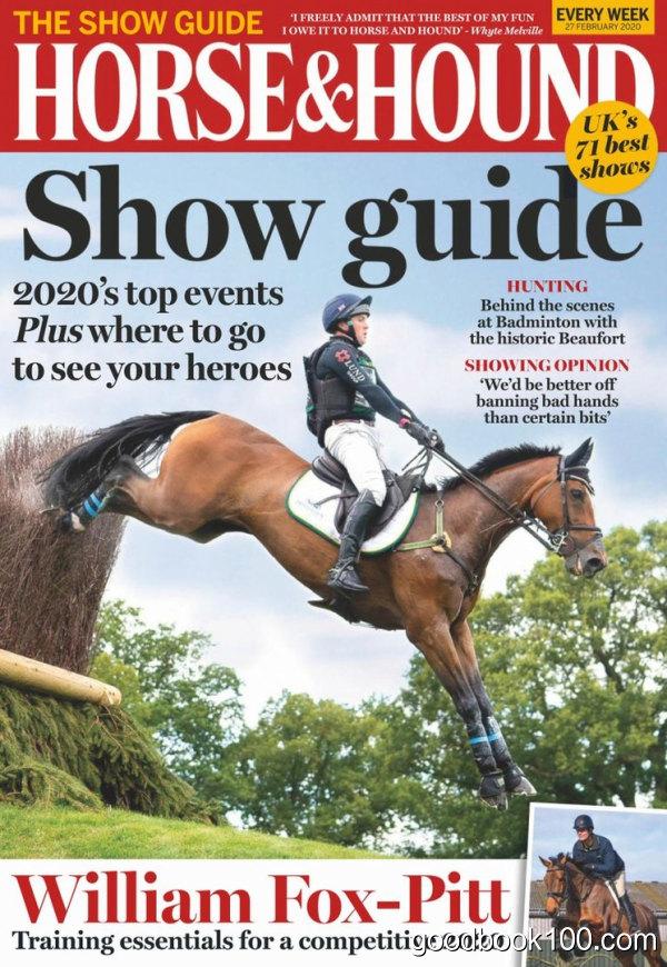 Horse_amp_Hound_-_27_February_2020英文原版高清PDF电子杂志下载