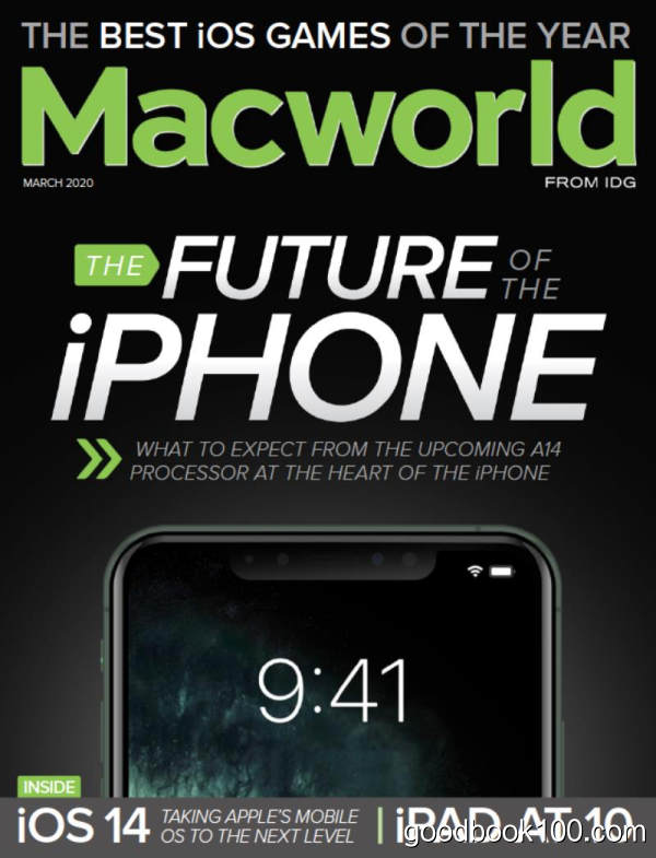 Macworld USA_2019年合集高清PDF杂志电子版百度盘下载 共12本