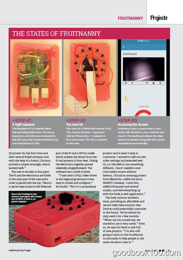 Magpi_2018年合集高清PDF杂志电子版百度盘下载 共12本