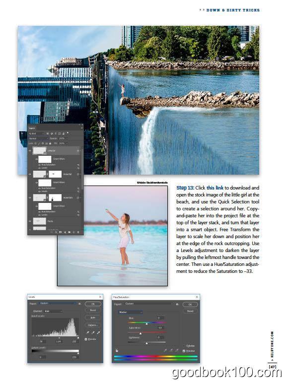 PS技巧类杂志_Photoshop User_2019年合集高清PDF杂志电子版百度盘下载 共10本 1.01G