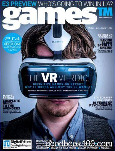 GamesTM – Issue No. 160, 2015