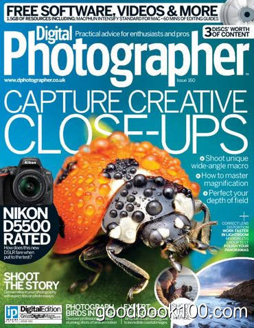 Digital Photographer UK – Issue No. 160