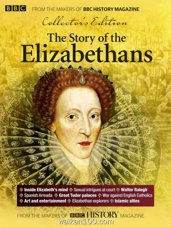 The Story of the Elizabethans 2月刊 2020年 [153MB]