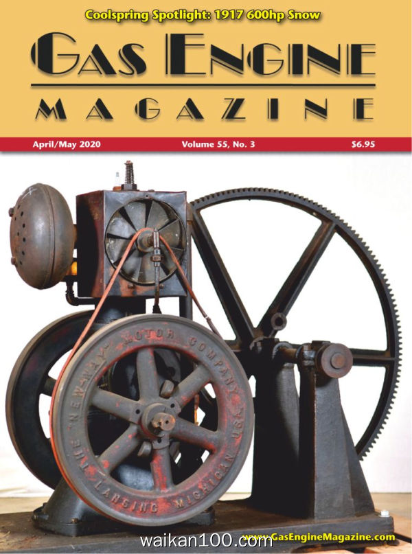 Gas Engine Magazine 4月刊 2020年 [54MB]