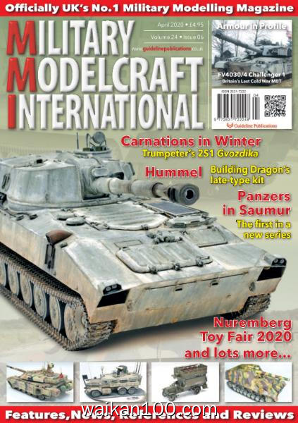 Military Modelcraft International 4月刊 2020年 [60MB]