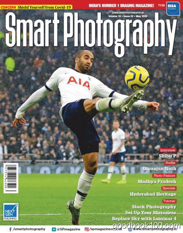 摄影杂志_Smart Photography_2020年合集高清PDF杂志电子版百度盘下载 共12本 592MB