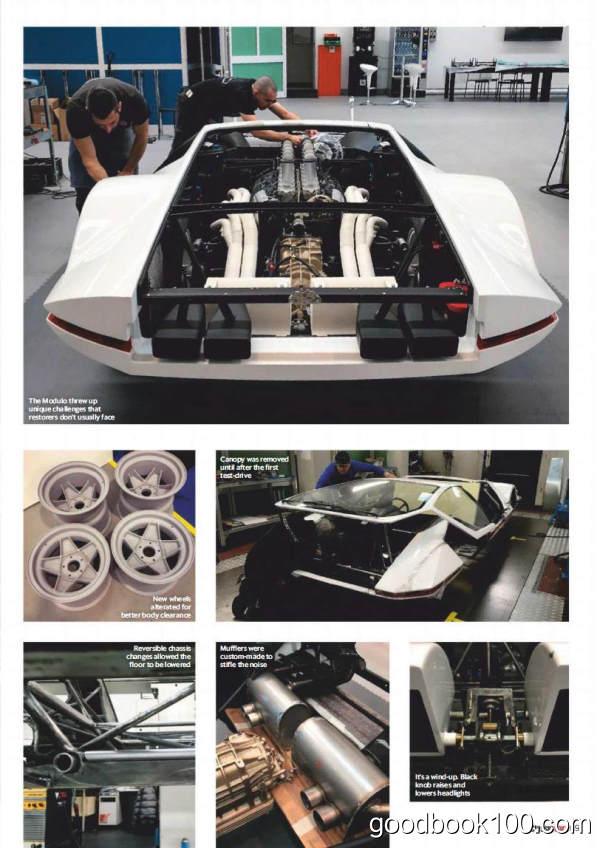 汽车杂志_Classic Cars_2019年合集高清PDF杂志电子版百度盘下载 共12本 1.32G