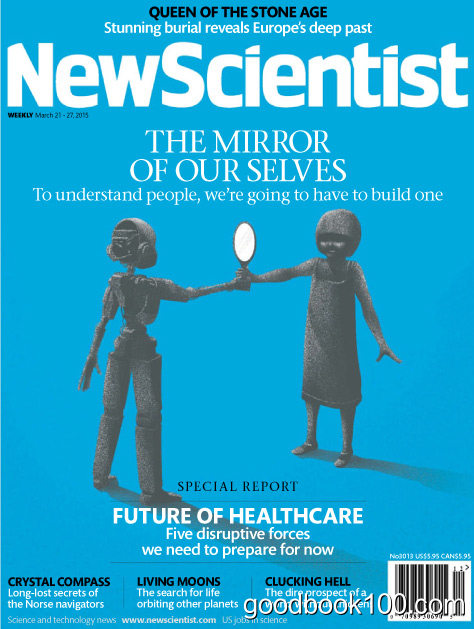 New Scientist – 21 March 2015