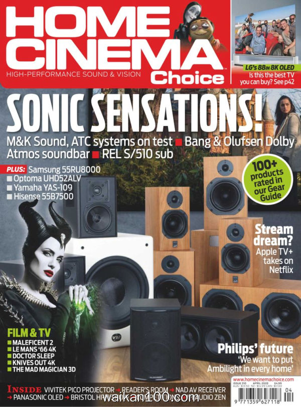 Home Cinema Choice 4月刊 2020年 [90MB]