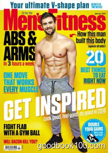 Men's Fitness UK – January 2016