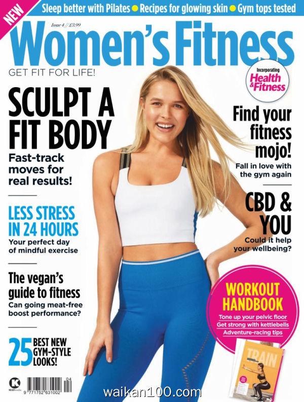 [英国版]Health&Fitness 4月刊 2020年 [34MB]