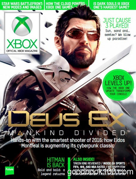 Official Xbox Magazine – Holiday 2015