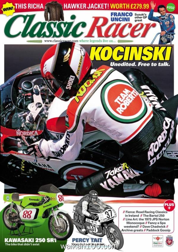 Classic Racer 3月4月合刊 2020年 [86MB]
