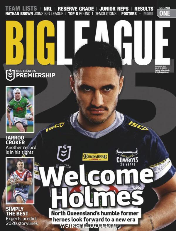 Big League Weekly Edition 3月刊 12 2020年 [39MB]