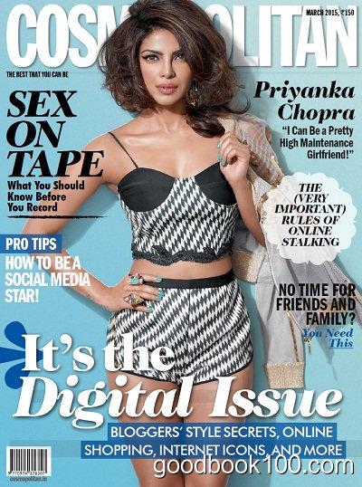 Cosmopolitan India – March 2015