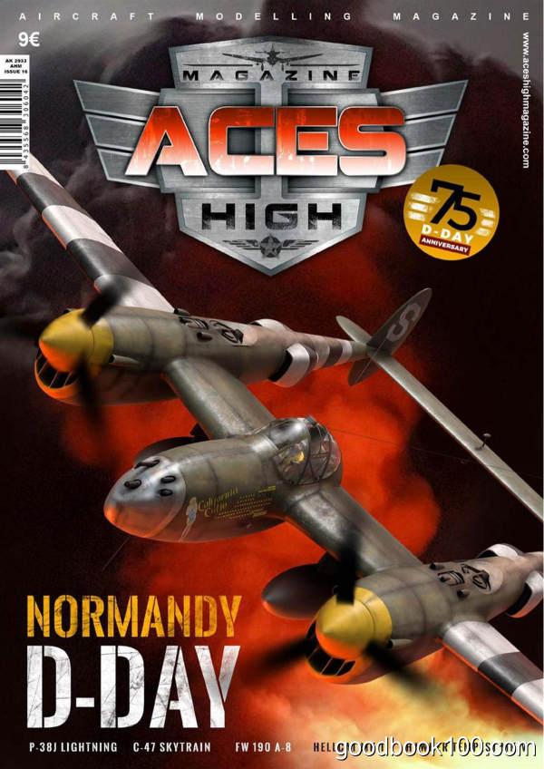 Aces_High_Magazine_-_Issue_16_2020英文原版高清PDF电子杂志下载