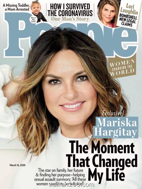 [美国版]People 3月刊 16 2020年高清PDF电子杂志外刊期刊下载英文原版