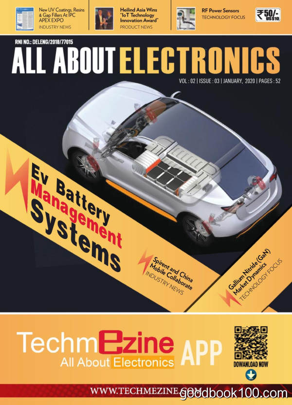 All_About_Electronics_-_January_2020英文原版高清PDF电子杂志下载