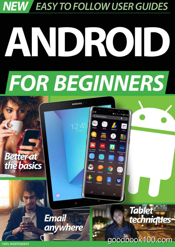 Android_For_Beginners_-_January_2020英文原版高清PDF电子杂志下载