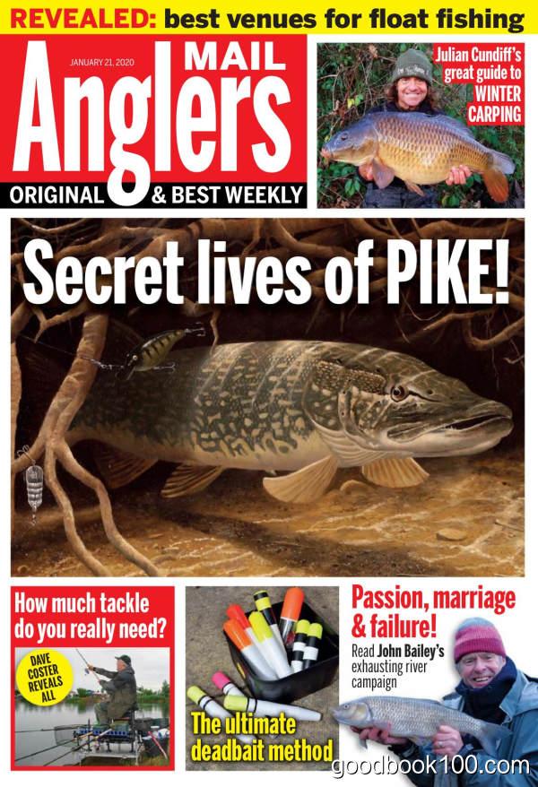 Angler_39_s_Mail_-_January_21_2020英文原版高清PDF电子杂志下载