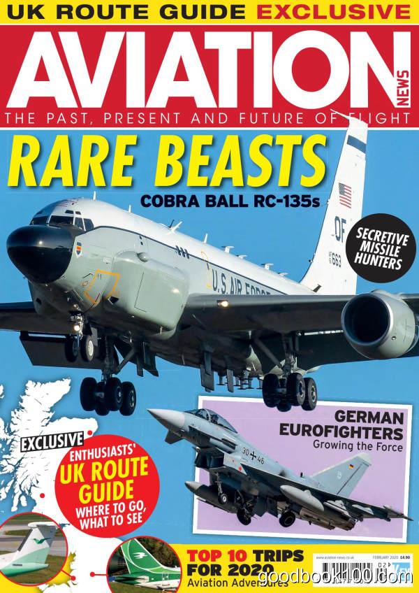 Aviation_News_-_February_2020英文原版高清PDF电子杂志下载