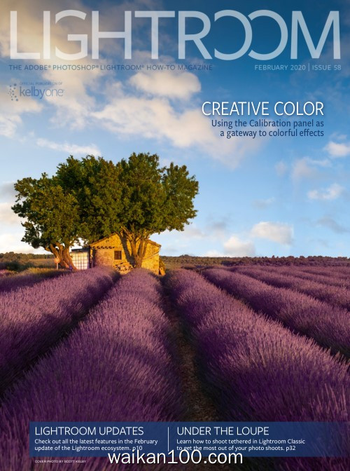 Lightroom Magazine 2月刊 2020年 [47MB]