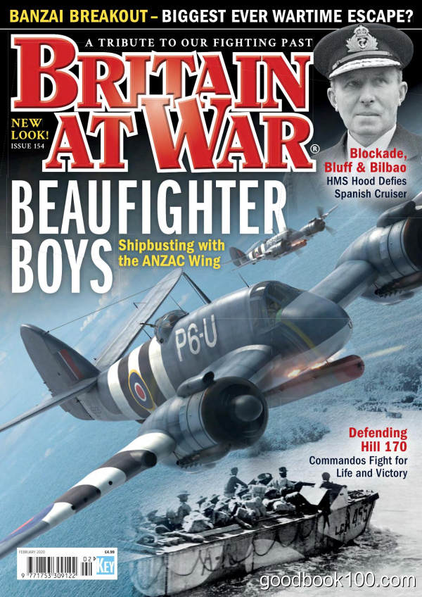Britain_at_War_-_February_2020英文原版高清PDF电子杂志下载