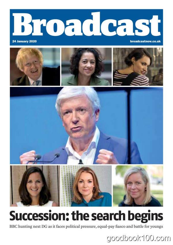 Broadcast_Magazine__24_January_2020英文原版高清PDF电子杂志下载