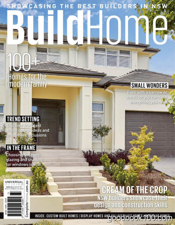 Build Home NSW No 25 4 2020年 [23MB]