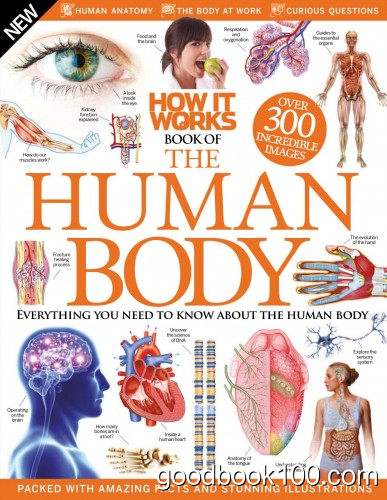 How It Works: Book of The Human Body 3rd Revised Edition 2015