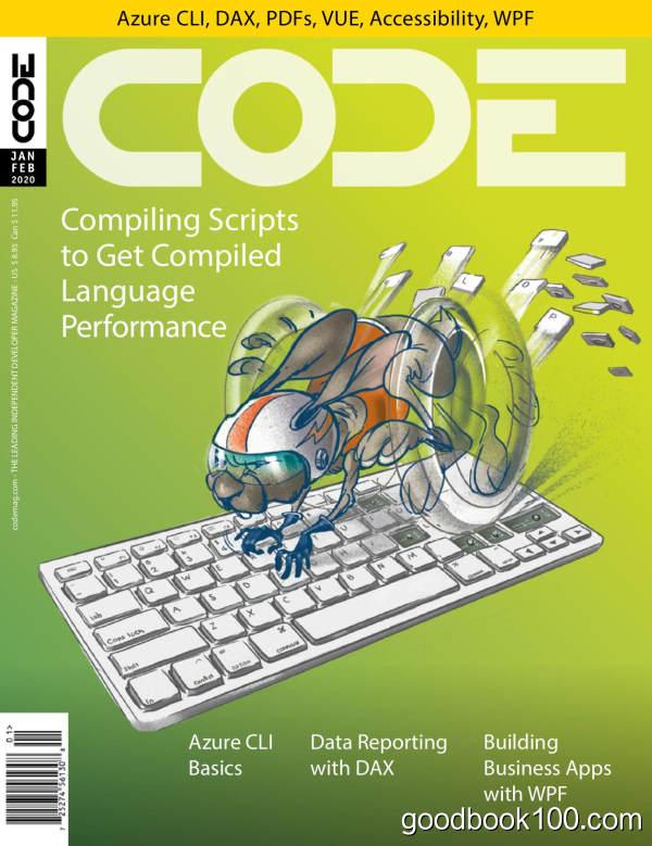 CODE_Magazine_-_January-February_2020英文原版高清PDF电子杂志下载