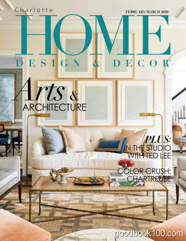 Charlotte_Home_Design_amp_Decor_-_February-March_2020英文原版高清PDF电子杂志下载