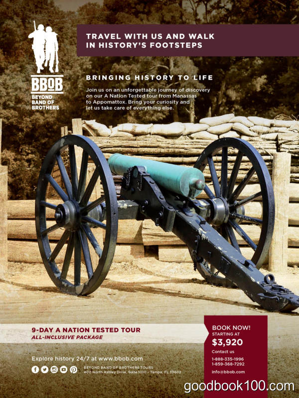 Civil_War_Times_-_April_2020英文原版高清PDF电子杂志下载
