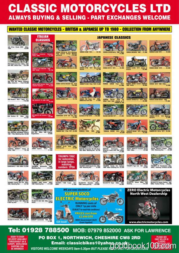 Classic_Bike_Guide_-_February_2020英文原版高清PDF电子杂志下载