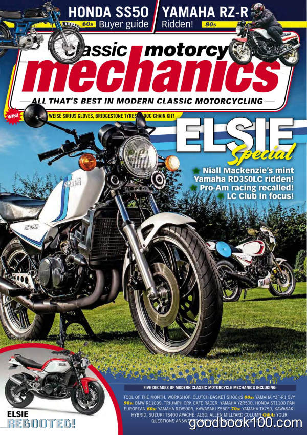 Classic_Motorcycle_Mechanics_-_Issue_388_-_February_2020英文原版高清PDF电子杂志下载