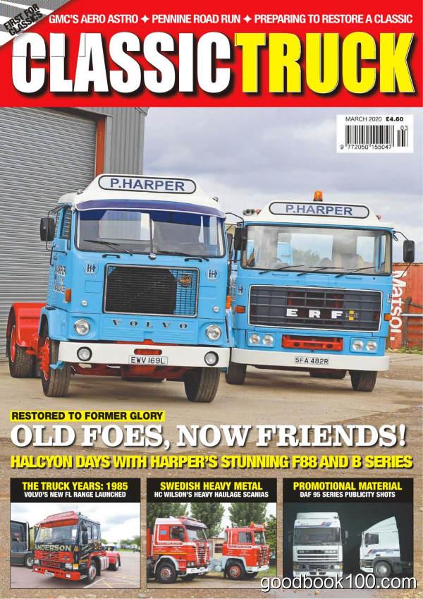 Classic_Truck_-_March_2020英文原版高清PDF电子杂志下载
