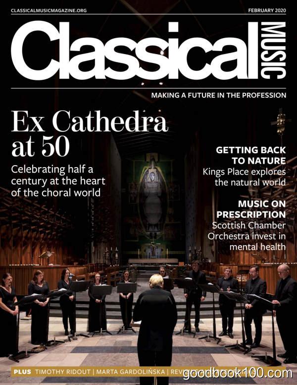 Classical_Music_-_February_2020英文原版高清PDF电子杂志下载