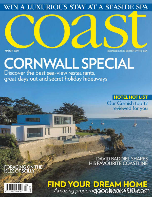 Coast_-_March_2020英文原版高清PDF电子杂志下载