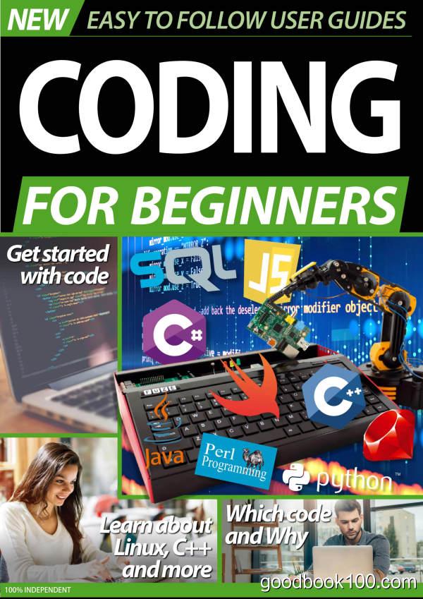 Coding_for_Beginners_-_January_2020英文原版高清PDF电子杂志下载