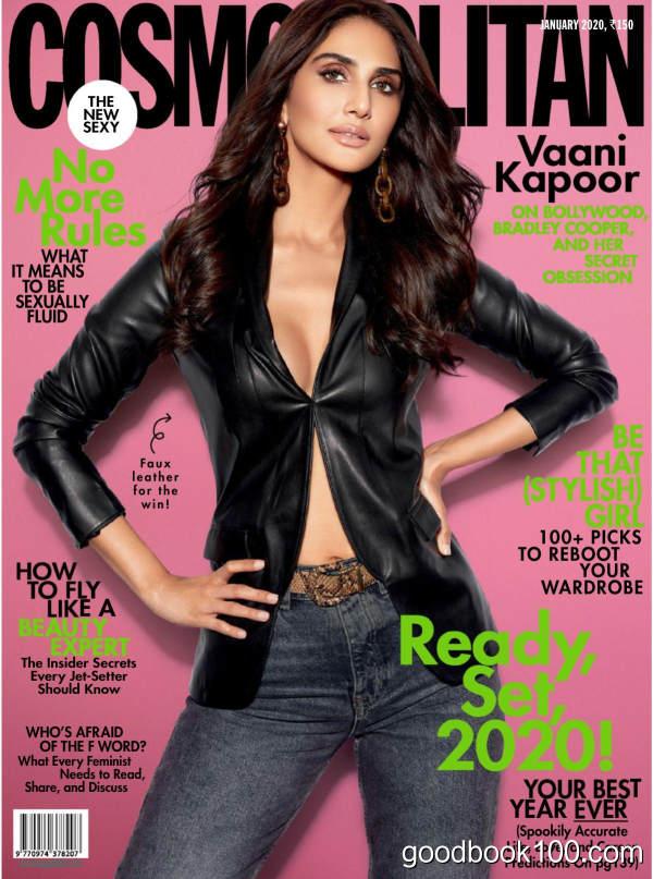 Cosmopolitan_India_-_January_2020英文原版高清PDF电子杂志下载