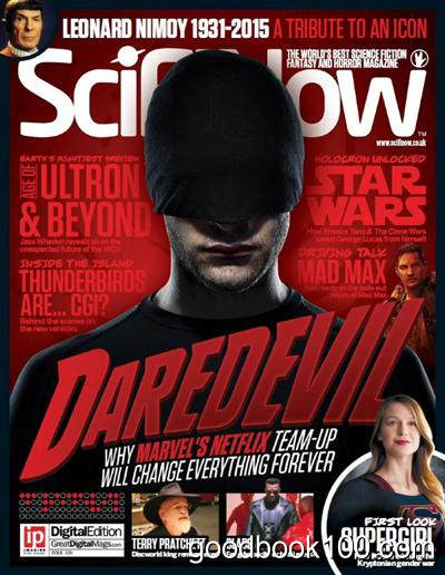 SciFi Now – Issue 105, 2015