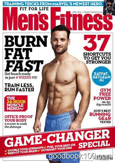 Men's Fitness UK – June 2015