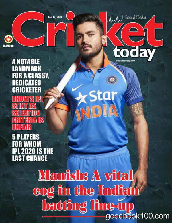 Cricket_Today_-_January_17_2020英文原版高清PDF电子杂志下载