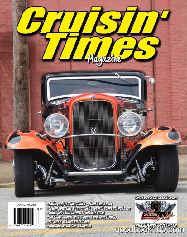 Cruisin_39_Times_-_March_2020英文原版高清PDF电子杂志下载
