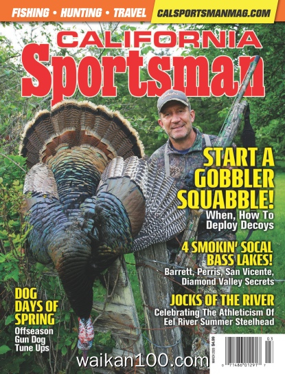 California Sportsman 3月刊 2020年 [35MB]