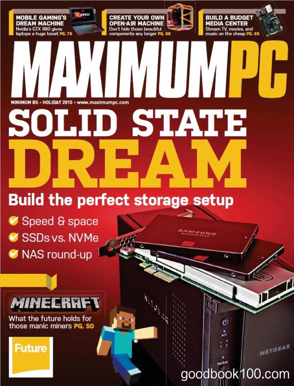 Maximum PC – Holiday 2015